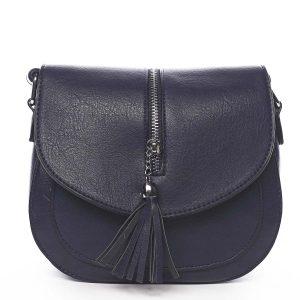 Dámská crossbody kabelka tmavě modrá – Romina Intelions tmavě modrá