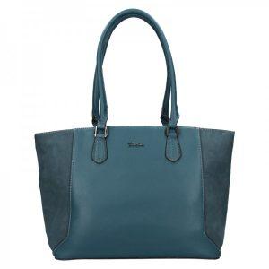 Dámská kabelka David Jones Colette – zelená
