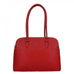 Dámská kabelka David Jones Karena – červená