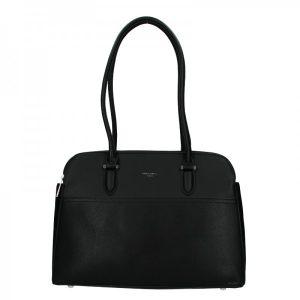 Dámská kabelka David Jones Karena – černá