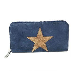 Peněženka Stars n.1 – modrá