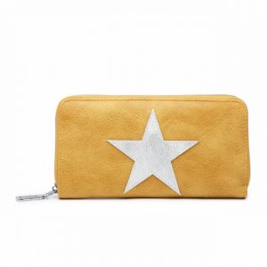 Peněženka Stars n.1 – žlutá