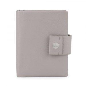 Maître Dámská kožená peněženka Henau Dawina 4060001631 – světle šedá