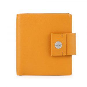 Maître Dámská kožená peněženka Henau Dalene 4060001630 – tmavě žlutá