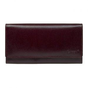 Lagen Dámská kožená peněženka V-102/B Red