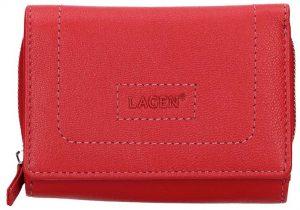 Lagen Dámská kožená peněženka BLC-4230 Red