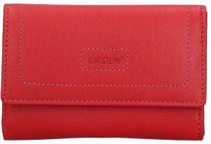 Lagen Dámská kožená peněženka BLC-4386 Red