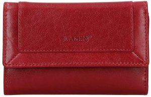Lagen Dámská kožená peněženka BLC-4390 Red/Red
