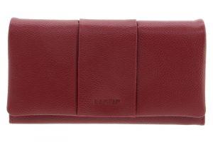 Lagen Dámská kožená peněženka 51455 Red