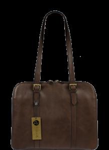 Dámský kufřík na notebook Placida Cafe