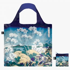 Loqi skládací eko taška Katsushika Hokusai Fuji from Gotenyama