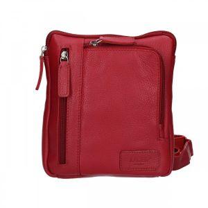 Dámská crossbody kabelka Lagen Marion – červená