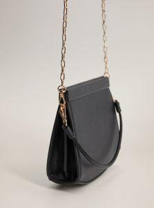 Černá crossbody kabelka Mango