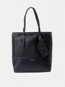 Černá kabelka Meatfly Slima