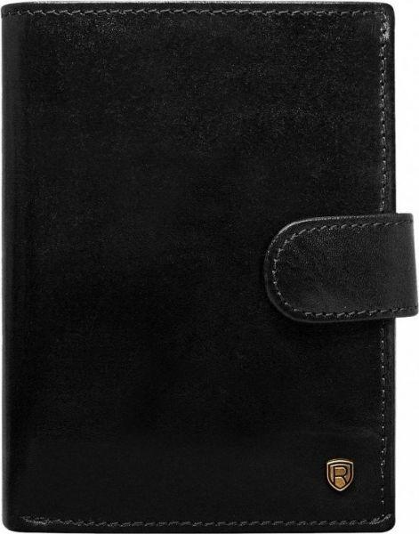 Černá pánská peněženka N575L-RVT Black Velikost: univerzální