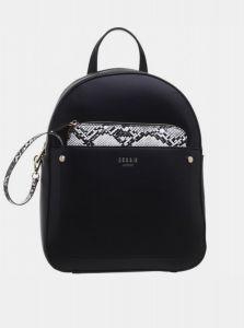 Černý batoh Bessie London