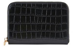 Pieces Dámská peněženka PCSHALYN 17107576 Black