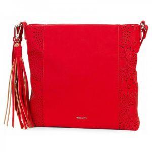Dámská crossbody kabelka Tamaris Alison – červená