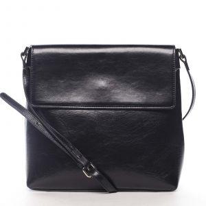 Dámská crossbody kabelka černá – DIANA & CO Buzzy černá
