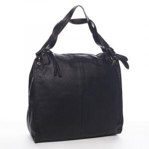 Dámská kabelka přes rameno černá – DIANA & CO Franczeska černá