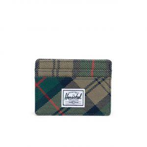Khaki peněženka – Charlie RFID 67291