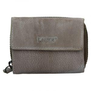 Dámská kožená peněženka Lagen Carmen – taupe