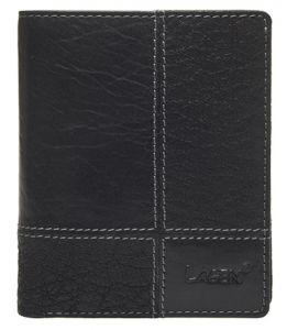 Lagen Pánská kožená peněženka V-28/T Black