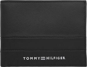 Tommy Hilfiger Pánská kožená peněženka Intarsia Extra Cc And Coin AM0AM06316BDS