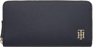 Tommy Hilfiger Dámská peněženka Saffiano Large Za AW0AW08507CJM