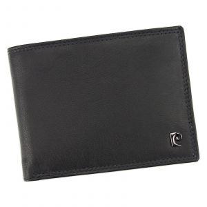 Pánská kožená peněženka Pierre Cardin Vlado – černá