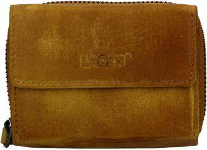 Lagen Dámská kožená peněženka HB-10/18 Yellow
