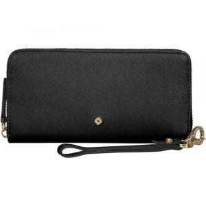 Samsonite Dámská peněženka Wavy SLG – černá