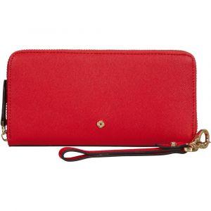 Samsonite Dámská peněženka Wavy SLG – červená