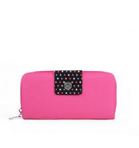 Vuch růžová peněženka Whitney Watter