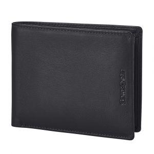 Samsonite Pánská kožená peněženka Success 2 015 RFID – černá