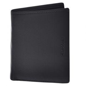 Samsonite Pánská kožená peněženka Success 2 137 – černá