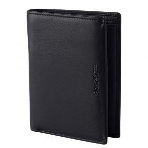 Samsonite Pánská kožená peněženka Success 2 122 RFID – černá