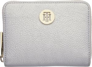 Tommy Hilfiger Dámská peněženka Th Core Medium Za Metallic AW0AW08755PE6