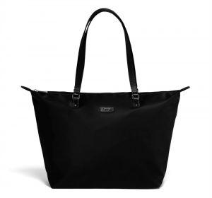 Lipault Dámská shopper kabelka Lady Plume M – černá