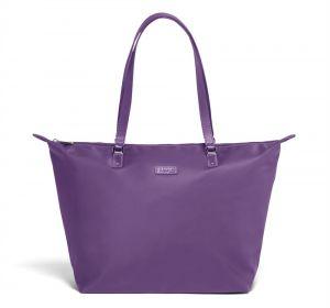 Lipault Dámská shopper kabelka Lady Plume M – fialová