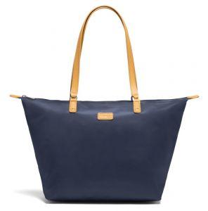Lipault Dámská shopper kabelka Lady Plume M – modrá