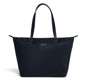 Lipault Dámská shopper kabelka Lady Plume M – tmavě modrá