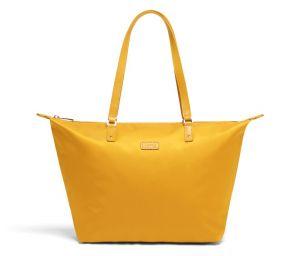 Lipault Dámská shopper kabelka Lady Plume M – žlutá