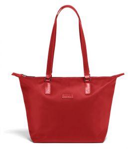 Lipault Dámská shopper kabelka Lady Plume S – červená