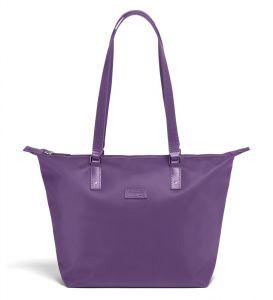 Lipault Dámská shopper kabelka Lady Plume S – fialová