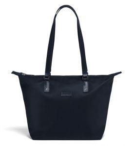 Lipault Dámská shopper kabelka Lady Plume S – tmavě modrá