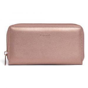 Lipault Dámská peněženka Miss Plume – růžová