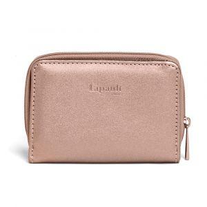 Lipault Dámská peněženka Miss Plume Compact – růžová
