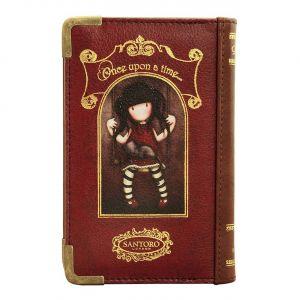 Santoro bordová peněženka Chronicles Wallet Ruby