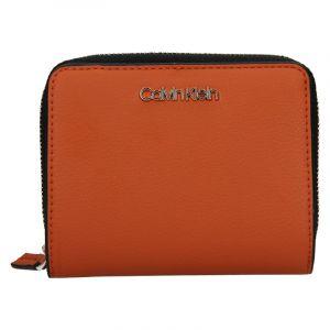 Dámská peněženka Calvin Klein Purple – oranžová